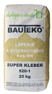 BAUTEKO SUPER KLEBER k zateplovaniu