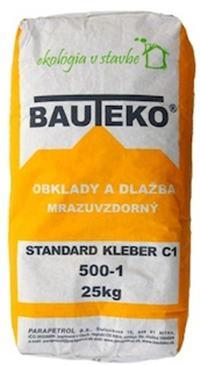 BAUTEKO STANDARD KLEBER C1/25