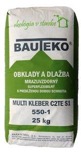 BAUTEKO MULTI KLEBER C2TE S1/25