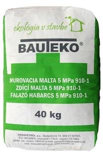 BAUTEKO MUROVACIA MALTA 5 MPa