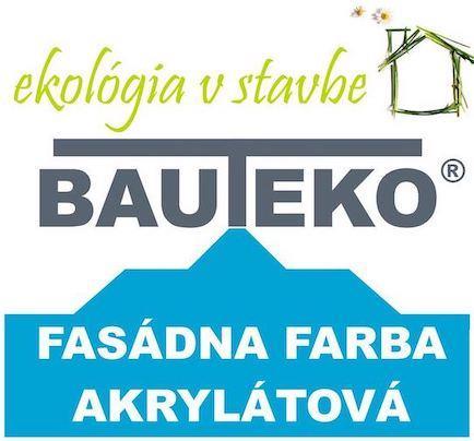 BAUTEKO FASÁDNA FARBA AKRYL
